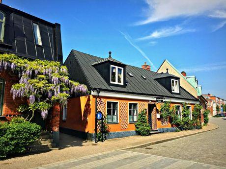 Hotell Bäckagården i Ystad
